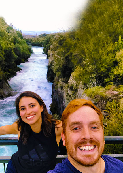 Nuestro itinerario de viaje a Nueva Zelanda en autobus